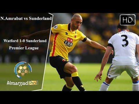 Nordin Amrabat vs Sunderland /01.04.2017 HD تحركات نورالدين أمرابط أمام سندرلاند