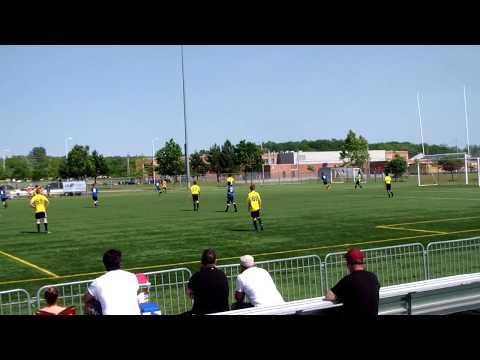 Ontario Cup June 2017 Dixie1 Waterloo Utd B 0 part 1