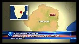 Zim lobby group calls for unconditional lift of sanctions