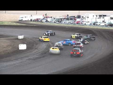 Sport Compact feature Benton County Speedway 4/22/18