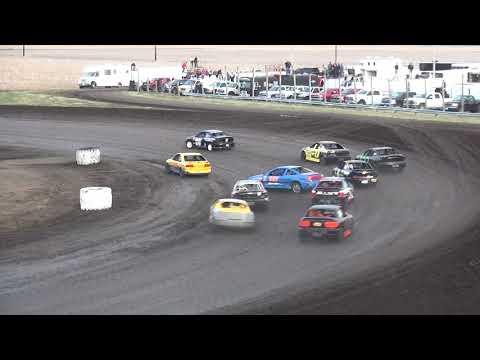 Sport Compact feature Benton County Speedway 4/22/18