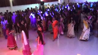 Navratri 2015  Navrang in Perth australia.day1 pt5