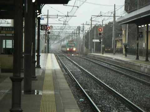 Regionale23384 in arrivo a Empoli