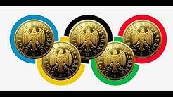 Olympia 2016 - Gold und Silbermedaillen wertvoll?
