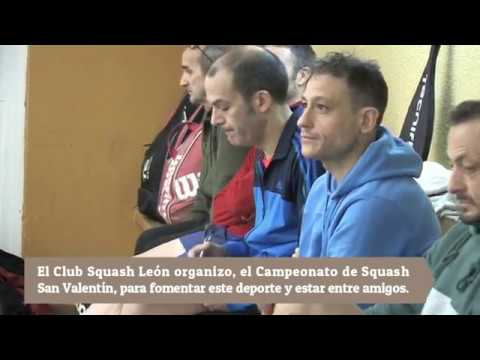 Club Squash León, Torneo de San Valentín
