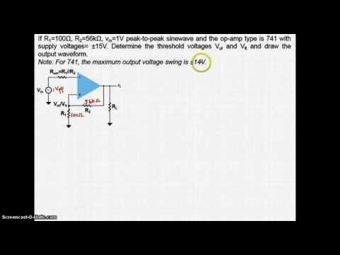 Unit 3 Video6 Schmitt Trigger