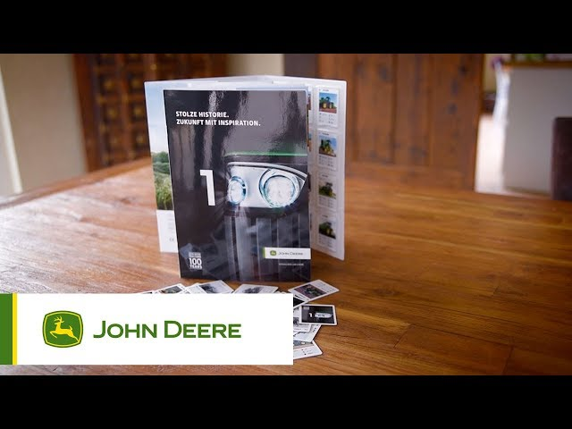Album ufficiale John Deere - 100 anni di Trattori
