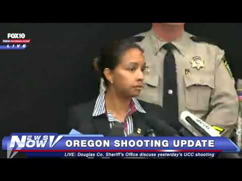FNN: Friday Press Conference Update on Umpqua Community College Shooting