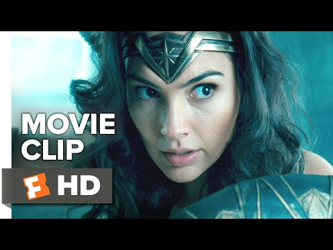 Wonder Woman Movie Clip - Stay Here (2017) | Movieclips Coming Soon