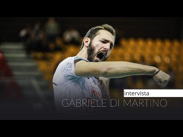 Gabriele Di Martino in vista di Sora - Monza