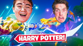 HARRY POTTER in BATTLE ROYALE!