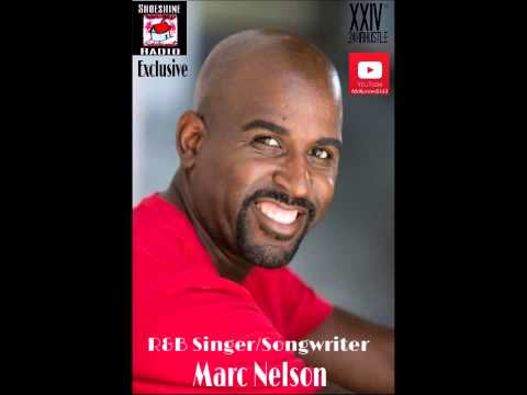 Shoeshine Radio with Special Guest Marc Nelson