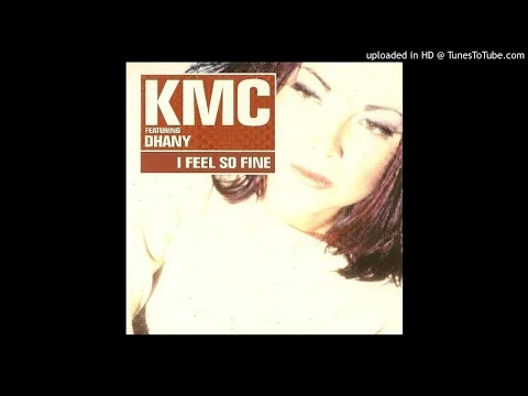 KMC Feat. Dhany - I Feel So Fine (Live Element Mix)