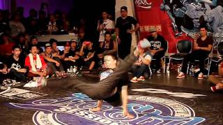 Bboy The End, combo 2011