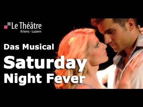 Das Musical - SATURDAY NIGHT FEVER im Le Théâtre Kriens-Luzern