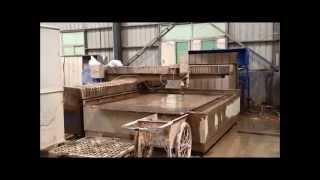 Полы вотерджет изготовление(Компания КитайКамень предлагает мраморные полы-вотерджет, а так же изделия из мрамора и гранита. Напрямую..., 2014-11-05T01:52:32.000Z)