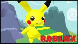 Pikachu OBBY - JE TA MAPA POKAŽENÁ? (Escape Pikachu Obby!)