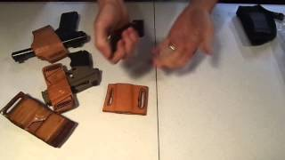 Leather Holster Making