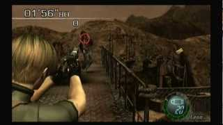 Resident Evil 4 Mercenaries mode- Island