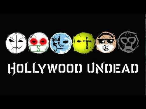 Hollywood Undead - Pigskin [Lyrics on screen]