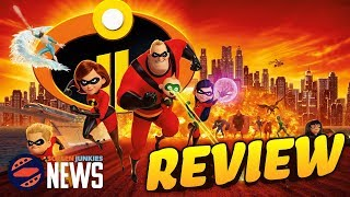 Incredibles 2 - Review!