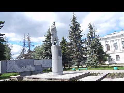 Velikiy Ustyug Semyon Dezhnev Uspenskaya street