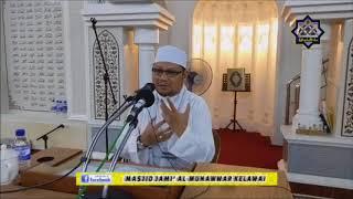 Gambar cover Ustaz Dato Badlishah Alauddin : Realiti Situasi Islam Hari Ini