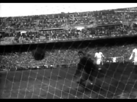 The EPIC Skills of Di Stefano - the Complete Footballer (Best Video Quality)