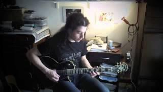 Caroline Yes - Jon Herington solo performed by Mauro Cattaneo