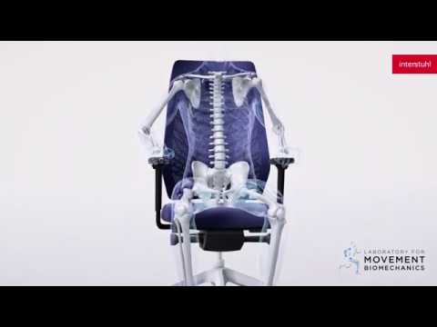 Interstuhl - FLEXTECH FOR ACTIVE SITTING