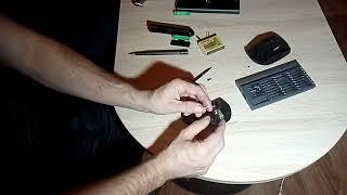 Из магазина в ремонт Гениальный ремонт компьютерной мышки
