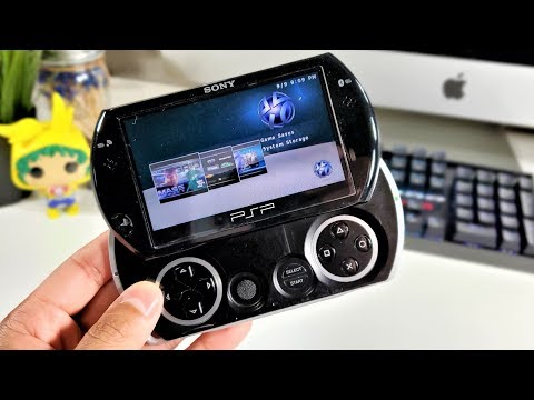 How To Install Custom Themes For PSP GO - 2019 CXMB - 6.60 CFW