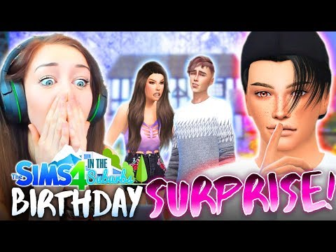 😨 SURPRISE, NOELLE! 😨  (The Sims 4 IN THE SUBURBS #44! 🏘)
