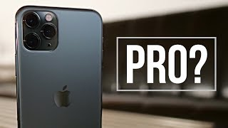 Apple iPhone 11 Pro Review - PROven after 2 months?!