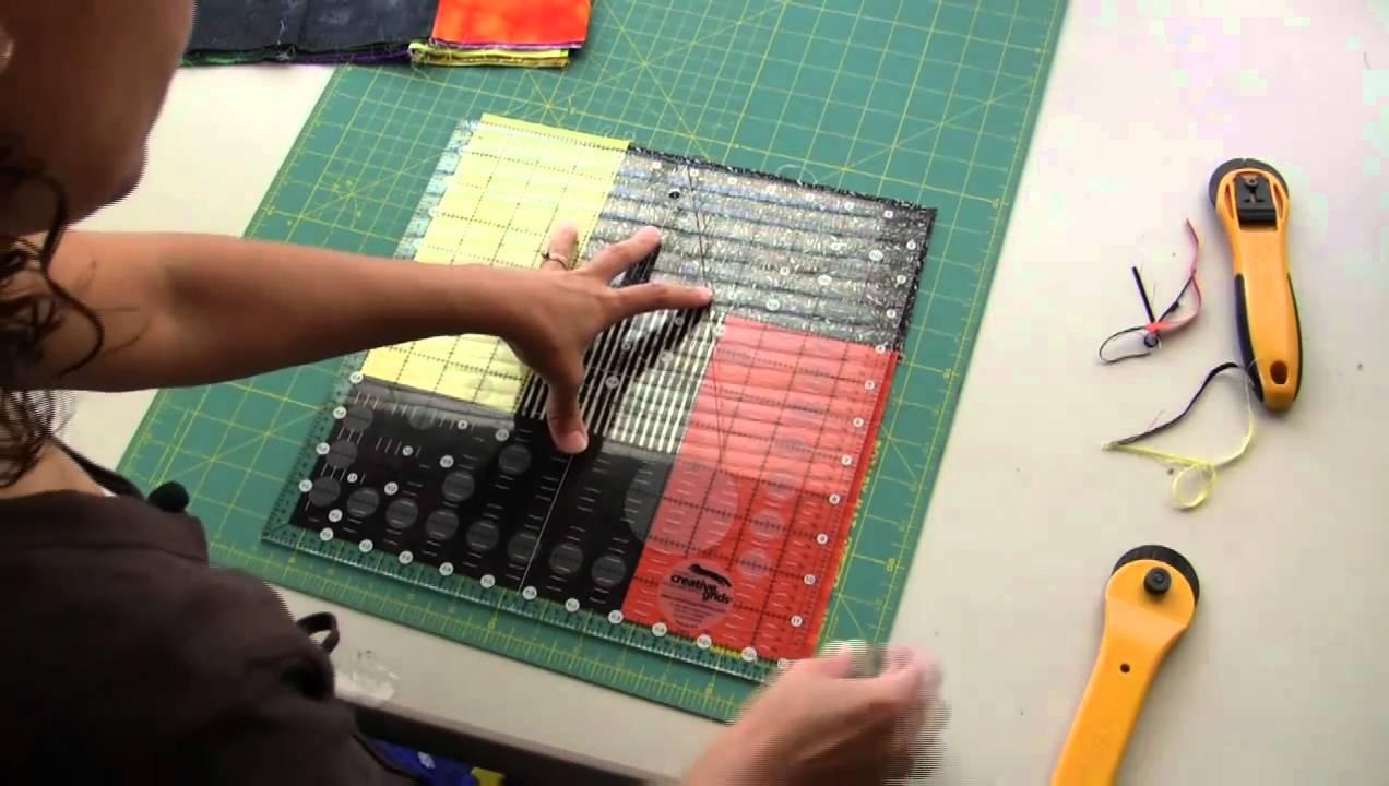 Squaring Up Your Blocks - YouTube : squaring up quilt blocks - Adamdwight.com