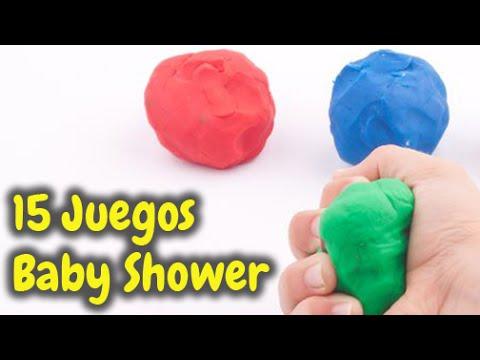 Nuevos Juegos Para Baby Shower 2018