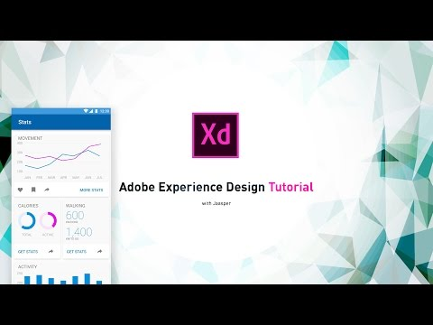 Material design activity - Adobe XD Tutorial