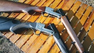 Ружья серии Т ЛатэкСафари 410 Vs 12
