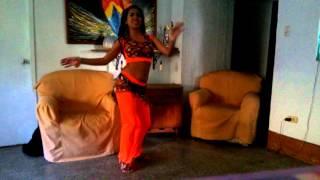 """""""Allah Allah Ya Baba""""/""""Sidi Mansour"""". Belly dance"""