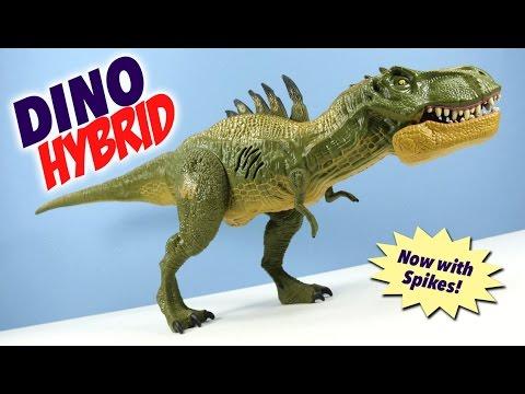 Dinosaur Breaks Out Of Lego Juniors Jurassic World Fallen Kingdom T