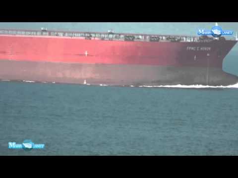 FPMC C HONOR CRUDE OIL TANKER SHIP FOR MERCHANT NAVY