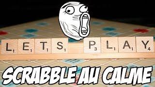 BEST SCRABBLE EVER: Une partie de scrabble en famille !