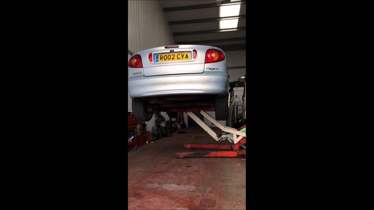 Afas Portable Car Lift Mobi Jack Lift - YouTube