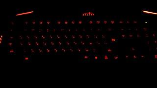 Обзора клавиатуры OKLICK 730G |кот ловит кайф|.