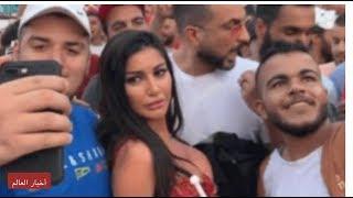 مظاهرات لبنان و بنات لبنان و بنات مصر
