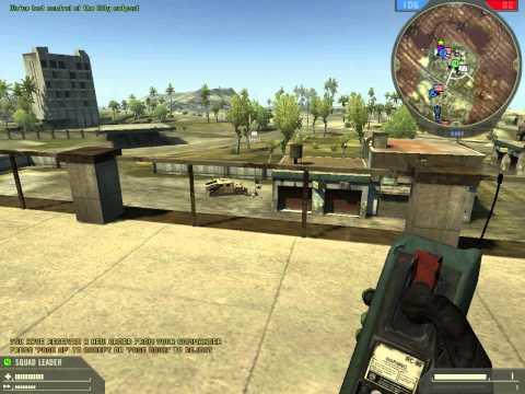 Funny Battlefield 2 trap