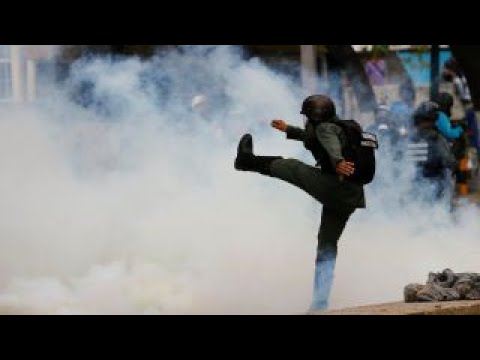 Venezuela: Civil war at US's doorstep?