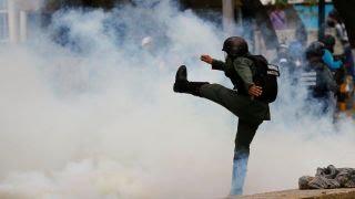 Venezuela: Civil war at US