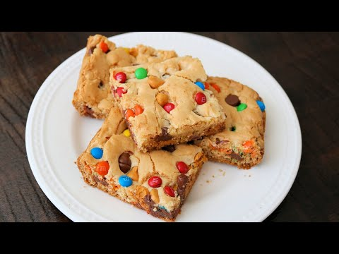 Easy Loaded Cake Mix Cookie Bars (Family Favorite)