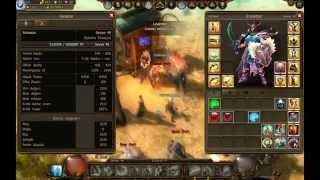 Drakensang Online Rohaaan Stats&Delete [HD]